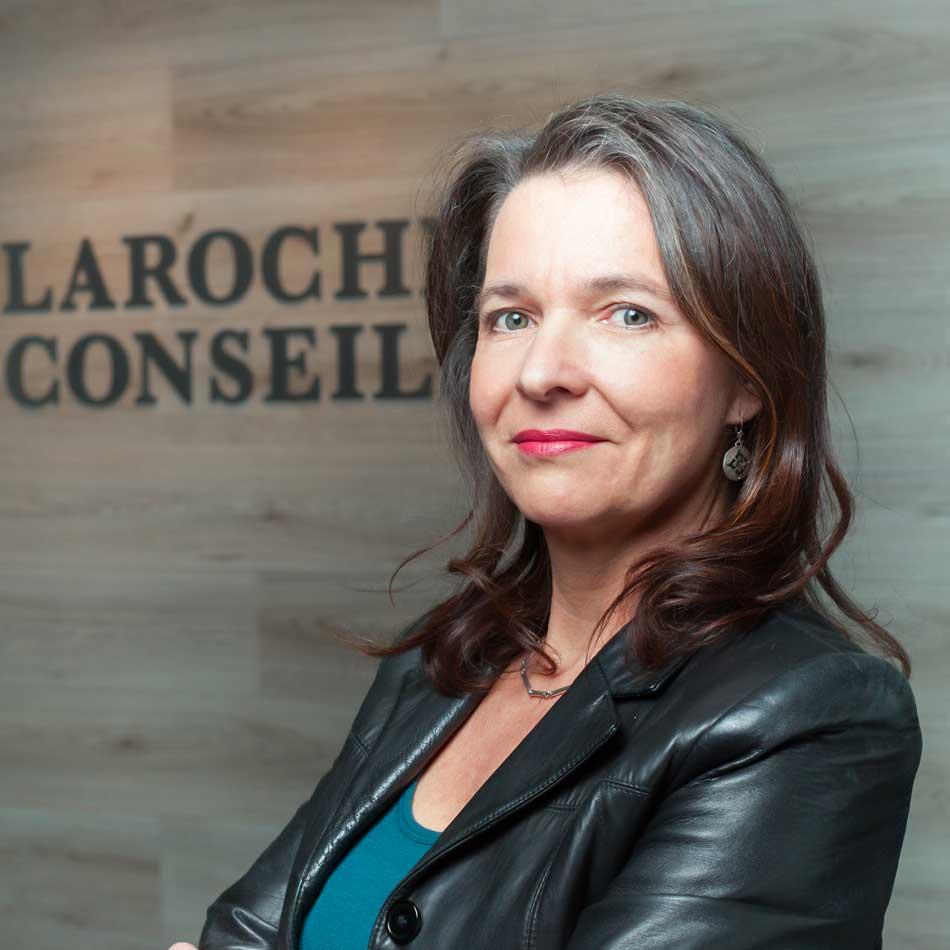 Lyne Larochelle